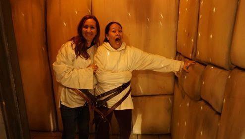 The Fangaea Escape Room experience is back!